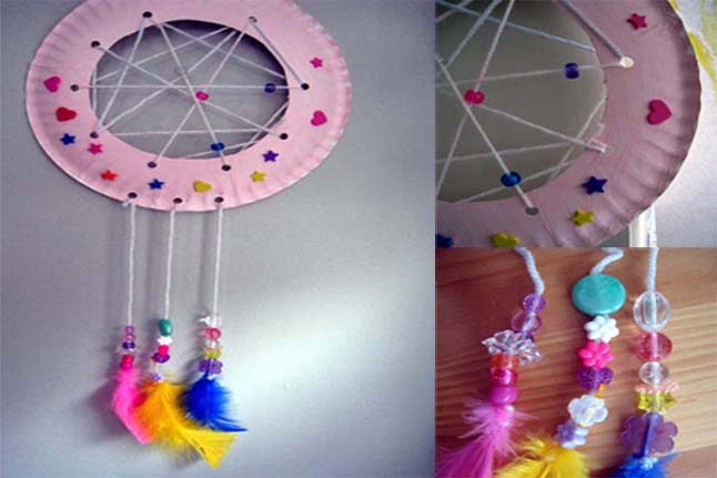 Foto: www.pbs.org/parents/crafts-for-kids/dream-catcher/