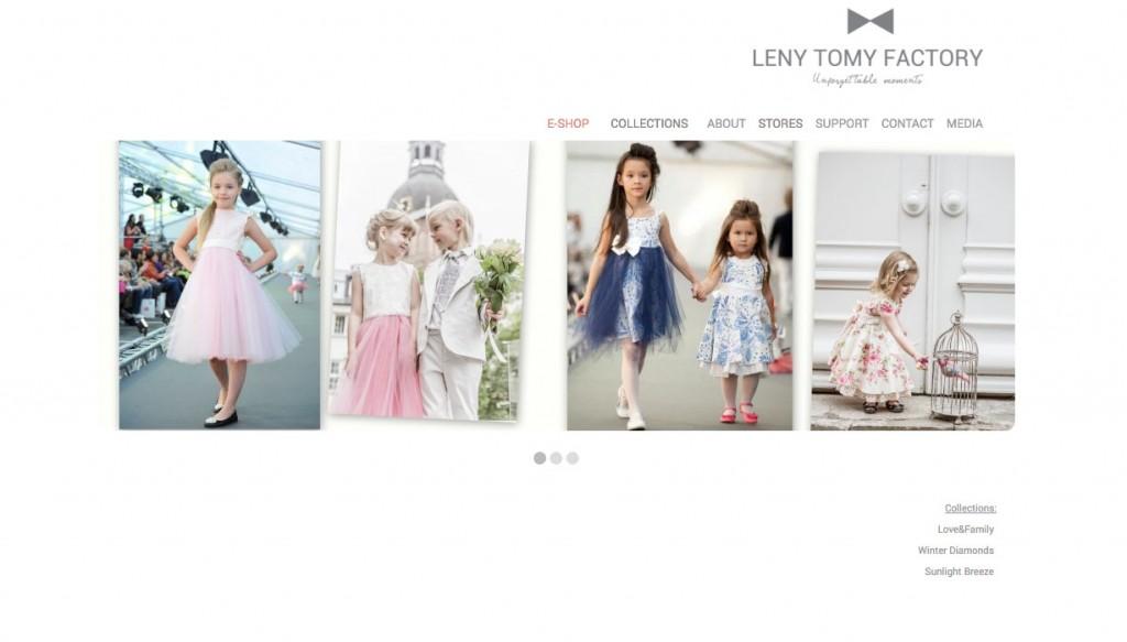 Foto: http://www.lenytomyfactory.com/#