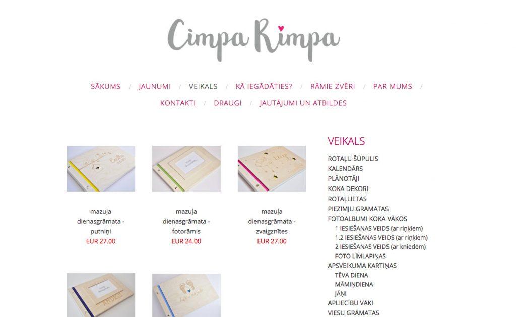 Foto: www.cimparimpa.lv
